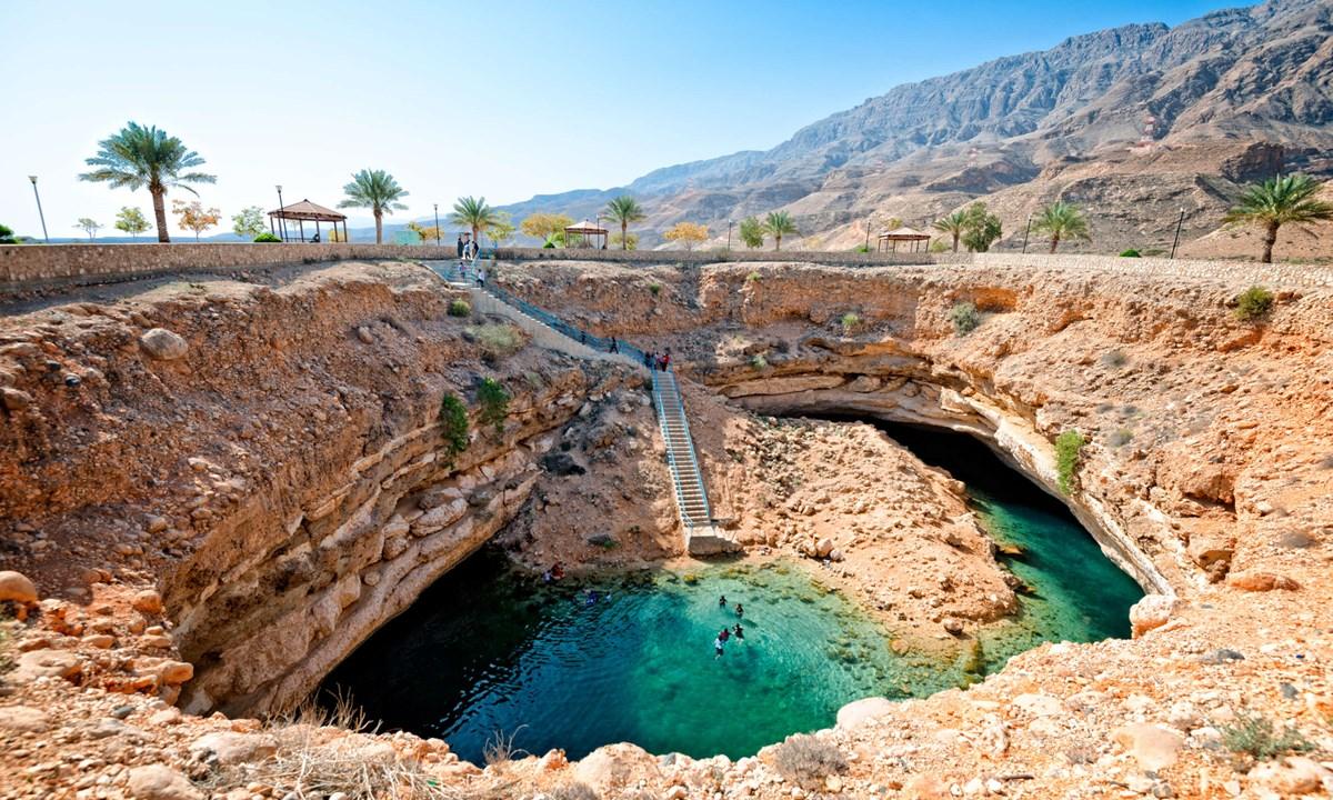 Visiter le Sultanat d'Oman